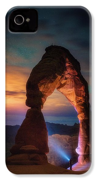 Finding Heaven IPhone 4s Case