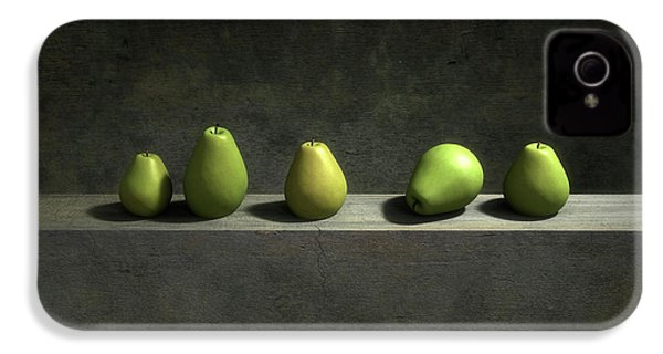 Five Pears IPhone 4s Case