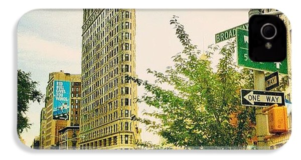Flatiron IPhone 4s Case