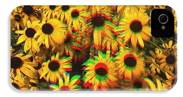 Flower Trip IPhone 4s Case