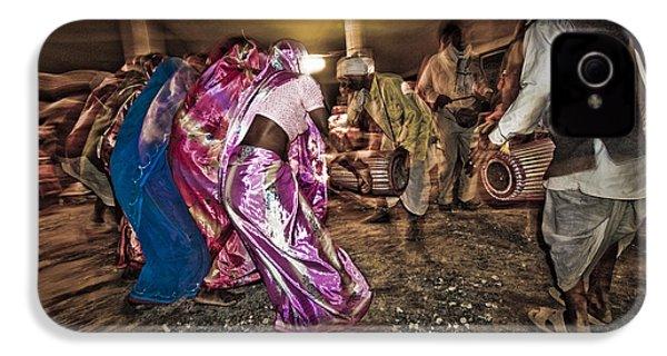 Folk Dance IPhone 4s Case by Hitendra SINKAR
