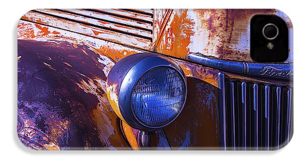 Ford Truck IPhone 4s Case by Garry Gay