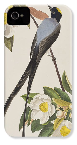 Fork-tailed Flycatcher  IPhone 4s Case