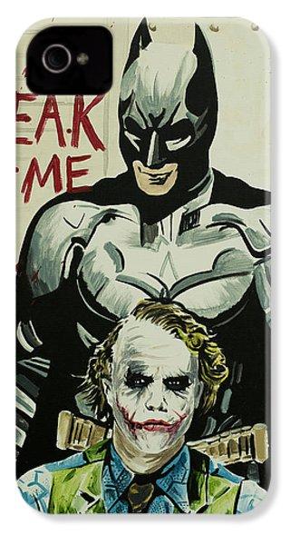 Freak Like Me IPhone 4s Case by James Holko