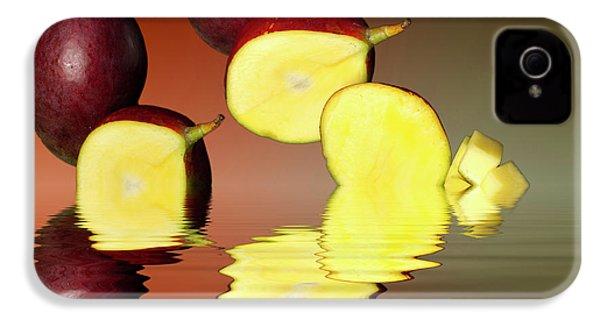 Fresh Ripe Mango Fruits IPhone 4s Case by David French
