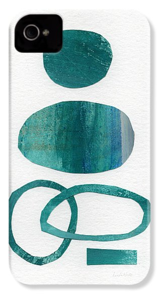 Fresh Water IPhone 4s Case by Linda Woods