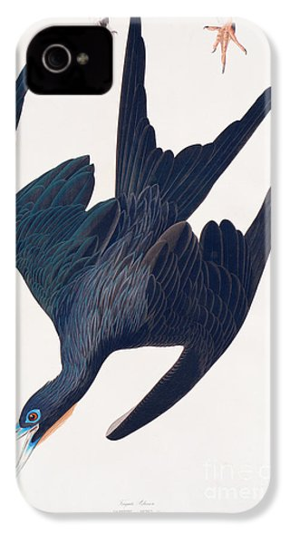 Frigate Penguin IPhone 4s Case by John James Audubon