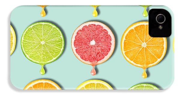 Fruity IPhone 4s Case by Mark Ashkenazi
