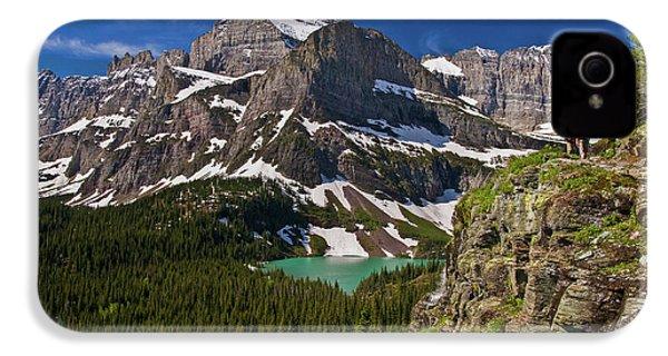 Glacier Backcountry 2 IPhone 4s Case