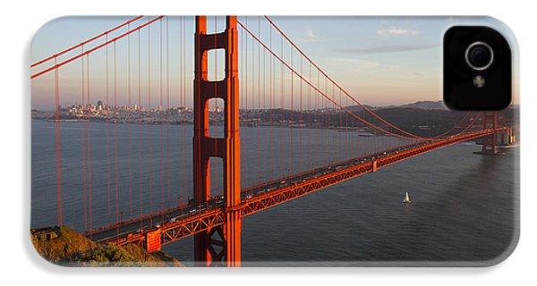 Golden Gate Bridge IPhone 4s Case by Nathan Rupert