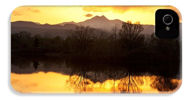 Golden Ponds Longmont Colorado IPhone 4s Case by James BO  Insogna