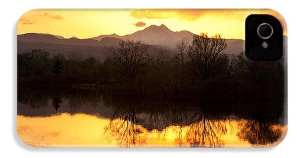 Golden Ponds Longmont Colorado IPhone 4s Case