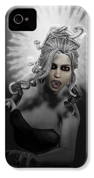 Gorgon IPhone 4s Case by Joaquin Abella