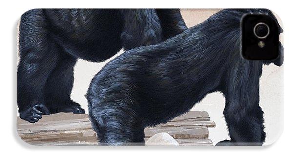 Gorillas IPhone 4s Case