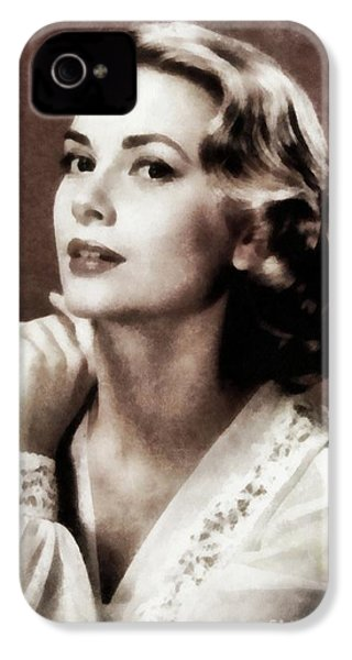 Grace Kelly, Actress, By Js IPhone 4s Case
