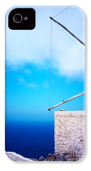 Greek Windmill IPhone 4s Case