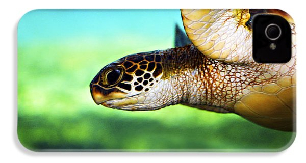 Green Sea Turtle IPhone 4s Case