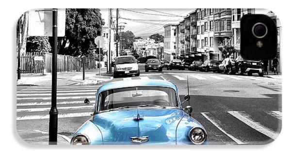 Green Street IPhone 4s Case by Julie Gebhardt