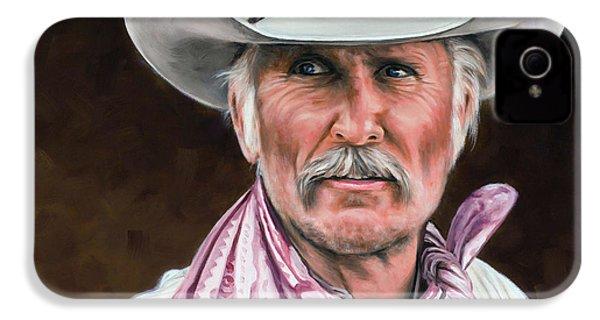 Gus Mccrae Texas Ranger IPhone 4s Case