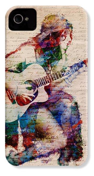 Gypsy Serenade IPhone 4s Case by Nikki Smith
