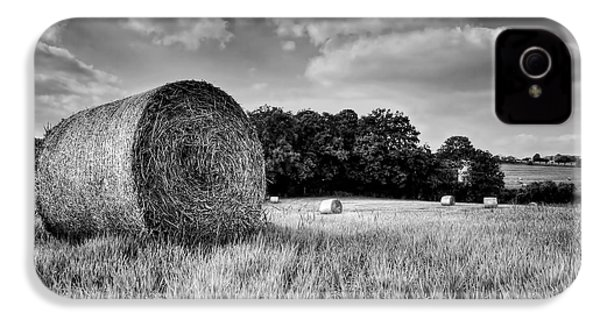Hay Race Track IPhone 4s Case by Jeremy Lavender Photography