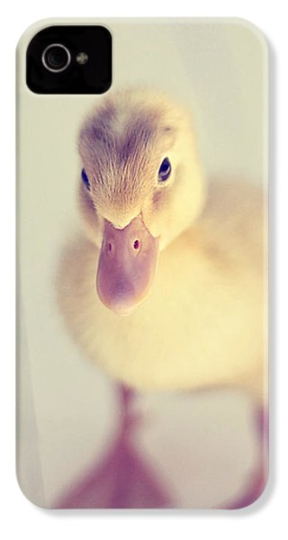 Hello Ducky IPhone 4s Case by Amy Tyler