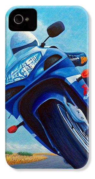 High Desert Pass - Suzuki Gsxr1000 IPhone 4s Case