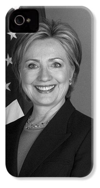 Hillary Clinton IPhone 4s Case