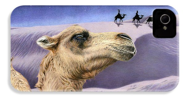 Holy Night IPhone 4s Case by Sarah Batalka