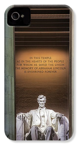 Honored For All Time IPhone 4s Case