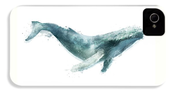 Humpback Whale From Whales Chart IPhone 4s Case
