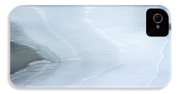Ice Abstract 3 IPhone 4s Case by Hitendra SINKAR