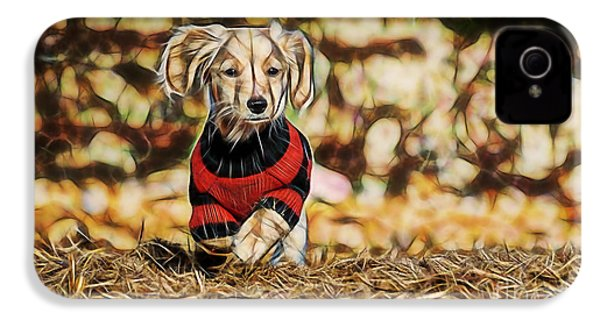 I'm Here IPhone 4s Case by Marvin Blaine