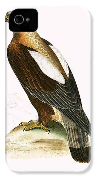 Imperial Eagle IPhone 4s Case by English School