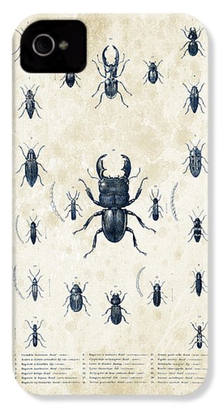 Insects - 1832 - 06 IPhone 4s Case