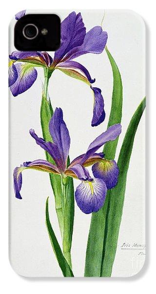Iris Monspur IPhone 4s Case