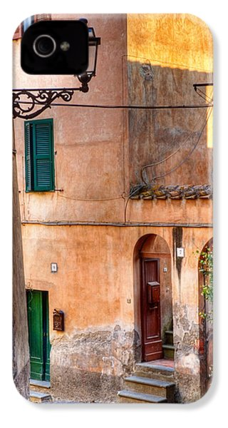 Italian Alley IPhone 4s Case