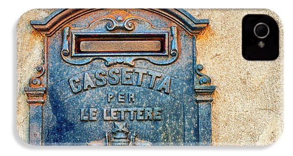 Italian Mailbox IPhone 4s Case
