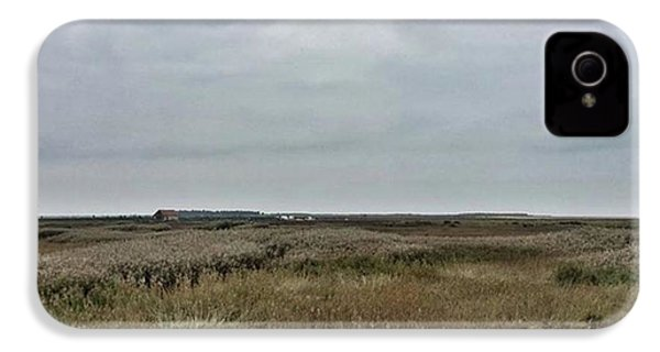 It's A Grey Day In North Norfolk Today IPhone 4s Case by John Edwards