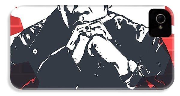 Jay Z Graffiti Tribute IPhone 4s Case by Dan Sproul