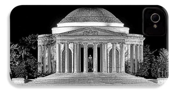 Jefferson Memorial Lonely Night IPhone 4s Case