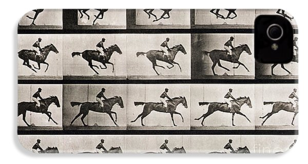 Jockey On A Galloping Horse IPhone 4s Case