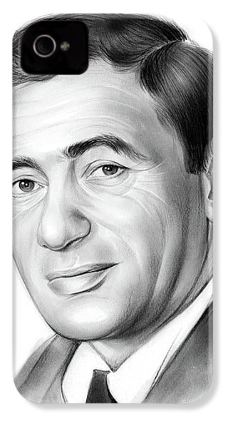 Joey Bishop IPhone 4s Case by Greg Joens