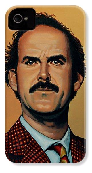 John Cleese IPhone 4s Case by Paul Meijering