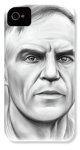 John Heisman IPhone 4s Case by Greg Joens