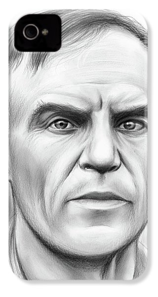 John Heisman IPhone 4s Case by Greg Joens