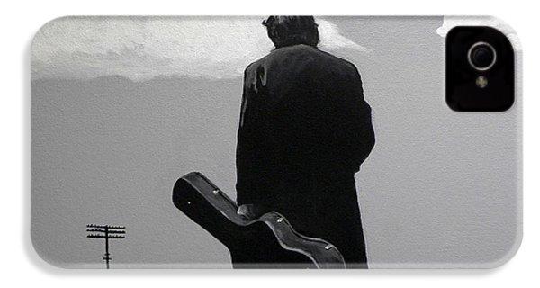 Johnny Cash IPhone 4s Case