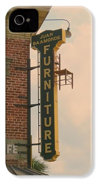 Juan's Furniture Store IPhone 4s Case by Robert Youmans