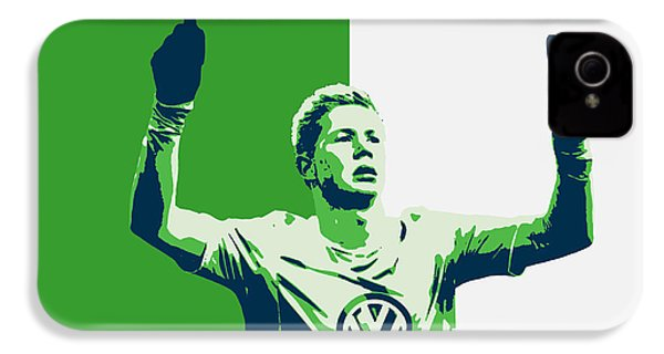 Kevin De Bruyne IPhone 4s Case