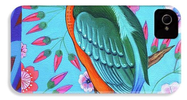 Kingfisher IPhone 4s Case by Jane Tattersfield